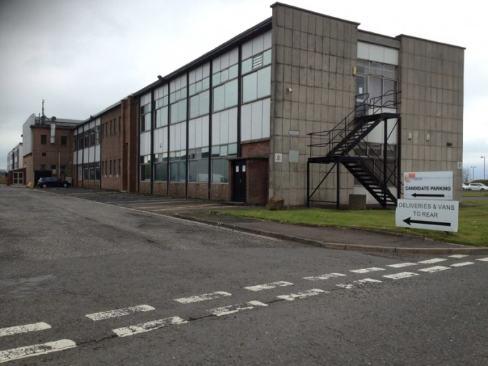 Paisley Test Centre