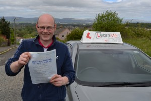 Best driving instructor Johnstone