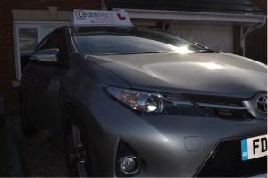 Learner driving car