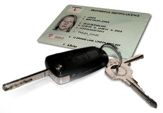 Provisional Drivers Licence