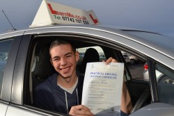 Driving Lessons Johnstone