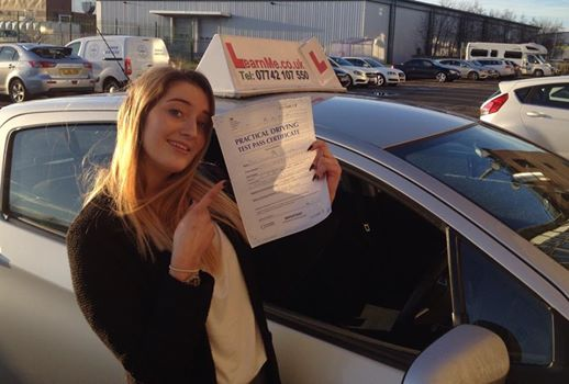 Driving lessons paisley instructor