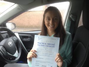 Driving lessons paisley